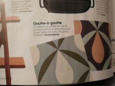 Tiles, Gout
