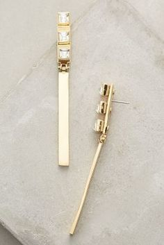 Lele Sadoughi Crystal Wand Drops