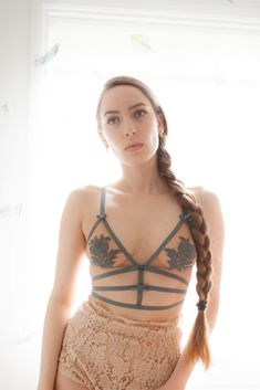 ee003e67182 Lingerie Review: 'Nikkie' Bralette By Skivvies By For Love & Lemons