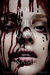 A homely outcast high school girl with a religious zealot mom has long had telekinetic powers. When bullied by her peers she exhibits her powers more, and when a cruel trick plays out on prom night she unleashes her telekinetic wrath and destroys her school, her mother, and herself.. #thegrand #carrie
