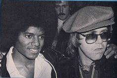 MIchael and Elton John