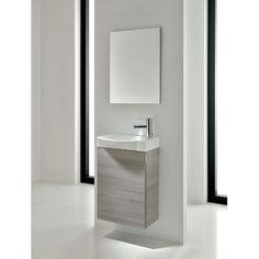 18 Inch Vanity Cabinet With Ed Sink Pinterest Bathroom Vanities Sinks And