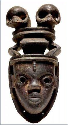 Masque Ogoni Ratton Morigi