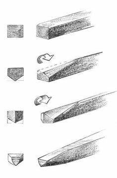 Japanese Chasing tools