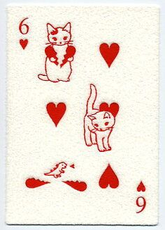 . POTTERING CAT ポタリングキャット fluffy post card heart 6 Poker, Crazy Cat Lady, Crazy Cats, Cool Cats, I Love Cats, Post Card, Japanese Cat, Cat Cards, Dog Carrier
