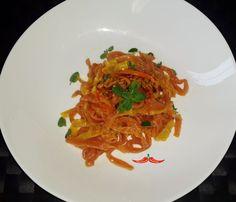 """Pomodoro & Pasta 2.0 - In Cucina con il Cuore 2016: Calogero Rifici di Peperoncini e dintorni con """"Tramonto Piccante"""""""