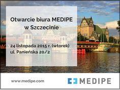 Nowe biuro MEDIPE w Szczecinie! Zapraszamy wszystkie Panie zainteresowane pracą dla Opiekunki osób starszych na terenie Niemiec.