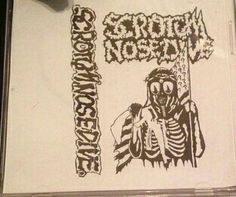 SCROTUM NOSEDIVE