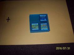 Nintendo DS Games: Scooby Doo First Frights, Mario Party, Treasure Adventure…