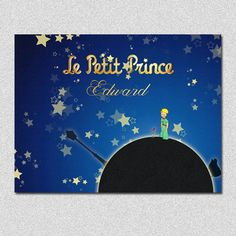 La Petit Prince Petit Prince Prince sur le par STYLEMEMIAMIASTUDIO