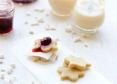 Healthy Vegan Cookies and Milk Combos Santa Will Love