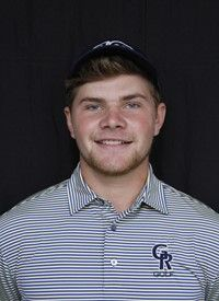 Grand Rapids Community College golfer Devon Capron was named NJCAA All-Western Conference First Team and Western Conference Medalist.