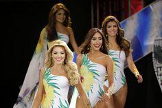 Las Candidatas al Miss Venezuela 2016, en su Desfile en Traje de Baño..
