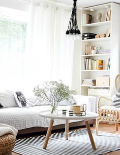 An Eclectic Scandinavian Home - Adorable Home. 16 Splendid Rustic Living Room Ideas For A Warm And Cozy . 20 Living Room And Kitchen Combo Ideas Kitchen Ideas. Home Design Ideas Home Living Room, Living Room Designs, Living Room Decor, Apartment Living, Living Area, Living Spaces, Living Room Inspiration, Home Decor Inspiration, Decor Ideas