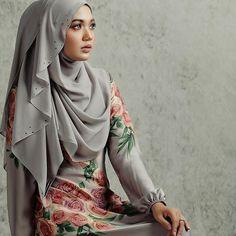 Client @colorblastcloset Model @yunizolbahrem Mua @blushbysyafiqah