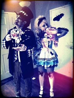 Alice in Wonderland ZOMBIES! Must-See Photos of Some of L.A.'s Best Halloween Costumes, Round 2: LAist