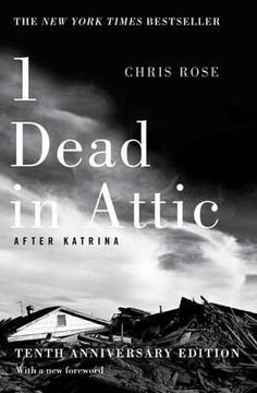 1 Dead In Attic, After Katrina By Chris Rose, 9781501125379., History in English 蛇