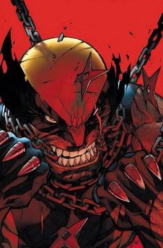 savage wolverine cover - joe madureira