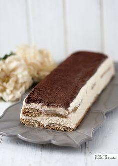 Tarta Tiramisu Cake & Co, Cake Shop, Gourmet Recipes, Dessert Recipes, Gourmet Foods, Tiramisu Recipe, Brownie Cake, Molecular Gastronomy, Pretty Cakes