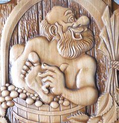 Simple Wood Carving, Wood Carving Art, Wood Art, Animal Sculptures, Sculpture Art, Wood Carving Patterns, Whittling, Antlers, Painting On Wood