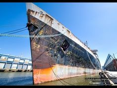 Exploring SS United States Series - Part One - YouTube