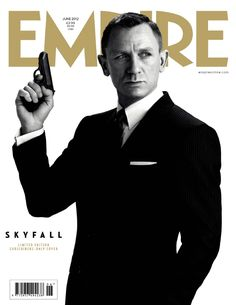 Pure Hotness!!  Daniel Craig in the upcoming movie Skyfall :)