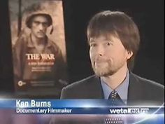 Ken Burns Talks About Becoming A Filmmaker (+playlist)