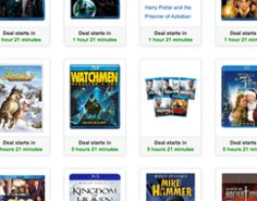 The Amazon Black Friday Movie Best Sellers to Purchase Today