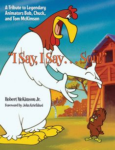 """I Say, I Say . . . Son!"": A Tribute to Legendary Animators Bob, Chuck, and Tom McKimson | LOVED THESE CARTOONS!"