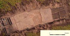 6,000-Year-Old Temple Unearthed in Ukraine. A 6,000-year-old temple found at the Trypillian mega-site of Nebelivka in Kirovograd region, Ukraine. Image credit: Nataliia Burdo / Mykhailo Videiko.