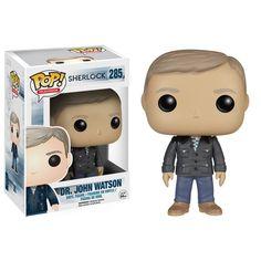 Sherlock POP Dr. John Watson Vinyl Figure
