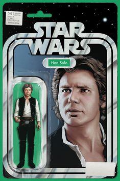 Han Solo - Star Wars - John Tyler Christopher