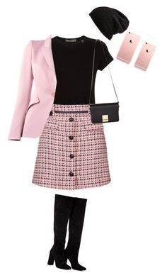 """""""Untitled #992"""" by sylviabunny ❤ liked on Polyvore featuring Vince, Topshop, Anouki, Alexander McQueen, Free People and Jaeger"""