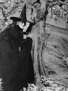 Margaret Hamilton as the Wicked Witch of the West in the 1939 MGM feature film The Wizard of Oz . Retro Halloween, Fall Halloween, Halloween Photos, Halloween Witches, Halloween Halloween, Halloween Makeup, Wicca, Margaret Hamilton, Wizard Of Oz 1939
