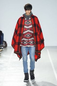 White Mountaineering, Look #12