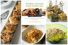 Entree to Judaism For Families by Tina Wasserman - Interview and Giveaway