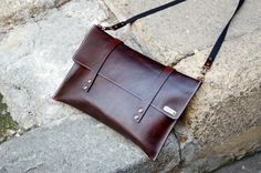 Personalized leather case  with Initials I Pad by mbgfashionstudio, $69.00
