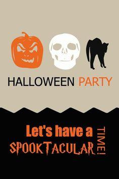 halloween party heckya - Halloween Birthday Party