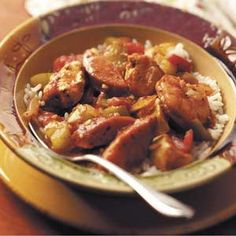 Forgotten Jambalaya Recipe from Taste of Home -- shared by Cindi Coss of Coppell, Texas