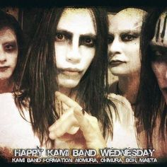 Happy #BABYMETAL #KamiBand Day to all! We wish a great day!