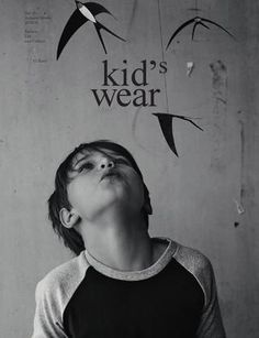 """kid's wear Magazine Vol.41  Discover the Autumn/Winter 2015/2016 edition. From the perspective of Pierpaolo Ferrari, Charlie de Keersmaecker, Achim Lippoth, Mike Meiré, Felix von der Osten and Bruce Weber. On the essay pages we are looking at 15 alternative schools. Everything from """"How to live wisely and well"""" to """"Learning by Dada"""".  We hope you will enjoy"""
