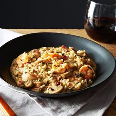 Shrimp and Grits Style Risotto Recipe on Food52 recipe on Food52