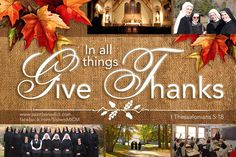 """""""In all things give thanks!"""" ~I Thessalonians 5:18 ©Sisters, Slaves of the Immaculate Heart of Mary. Saint Benedict Center, Still River MA. www.saintbenedict.com facebook.com/SistersMICM"""