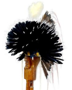 Non-Native American artist O. Laier III creates this stunning historical piece to commemorate the life of a warrior who was a member of the revered Dog Soldier Society. Native American Costumes, Native American Headdress, Native American Artists, Dog Soldiers, Cherokee Nation, War Bonnet, Turkey Feathers, Wild Turkey, Fan
