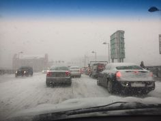 This Is What It Looks Like to Be Driving Home Right Now On The South Street Bridge | News | Philadelphia Magazine