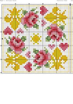 Схемы_вышивка (миниатюра) - для вязания чехлов и сумок. | 293 фотографии