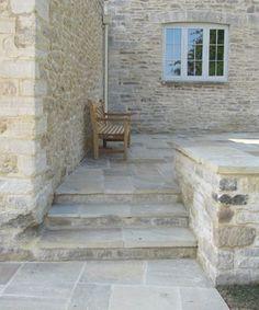 Buy UK stone paving - York stone suppliers