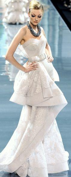 Christian Dior haute couture f/w 2008