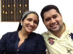 Primeiro Encontro de Casais do IMPF. Em: 26. Julho. 2014    Casal: Daniele e Pietro Augusto