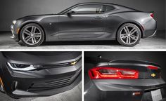 2016 Chevrolet Camaro Official Photos and Info – News – Car and Driver